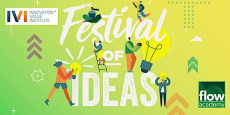 Festival of Ideas tickets