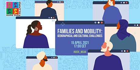 Families and Mobility: Geographical and Cultural challenges tickets