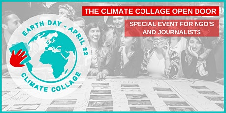 Climate Collage Open Door tickets