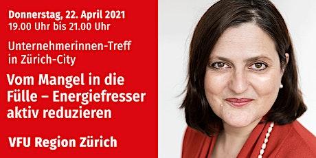 WEB-WORKSHOP, Unternehmerinnen-Treff, Zürich-City, 22.04.2021 Tickets
