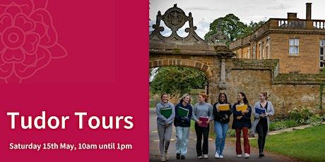 Tudor Tours tickets