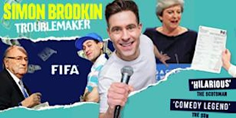 Simon Brodkin - Trouble Maker tickets