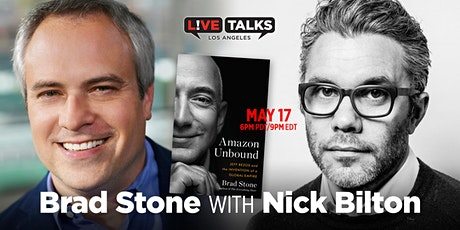 Brad Stone in conversation with Nick Bilton tickets