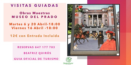 VISITA GUIADA MUSEO DEL PRADO con Guia Oficial y Entrada Incluida entradas