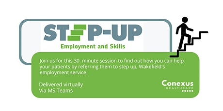 Step Up - Wakefield's Employment and Skills Service tickets