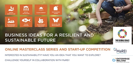 Business Ideas for a Resilient and Sustainable Future tickets