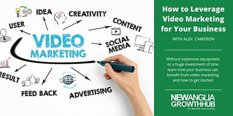How to Leverage Video Marketing for Your Business tickets