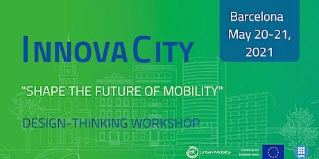 InnovaCity Barcelona | Mobility Workshop Online entradas