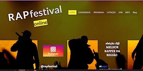 RAP FEST Online ingressos