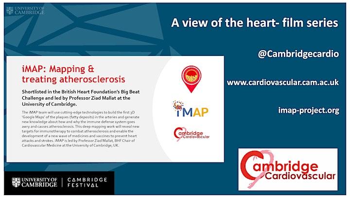 Cambridge Cardiovascular at Cambridge Festival image