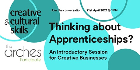 CCSkills: Thinking about Apprenticeships? tickets