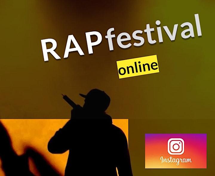 imagem RAP FEST Online