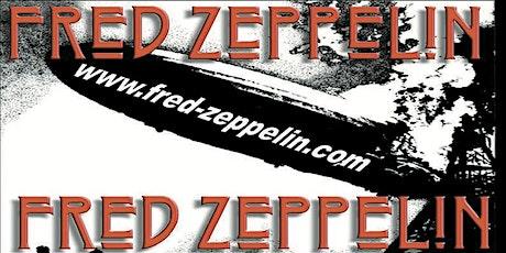 Fred Zepplin Live Eleven Stoke tickets