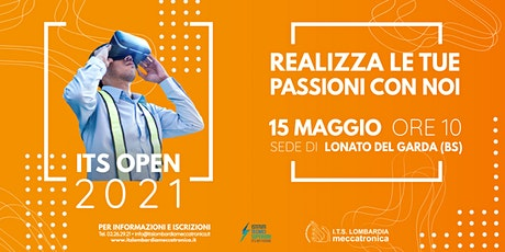 ITS OPEN 2021 - Focus sulla sede di Lonato del Garda (BS) tickets
