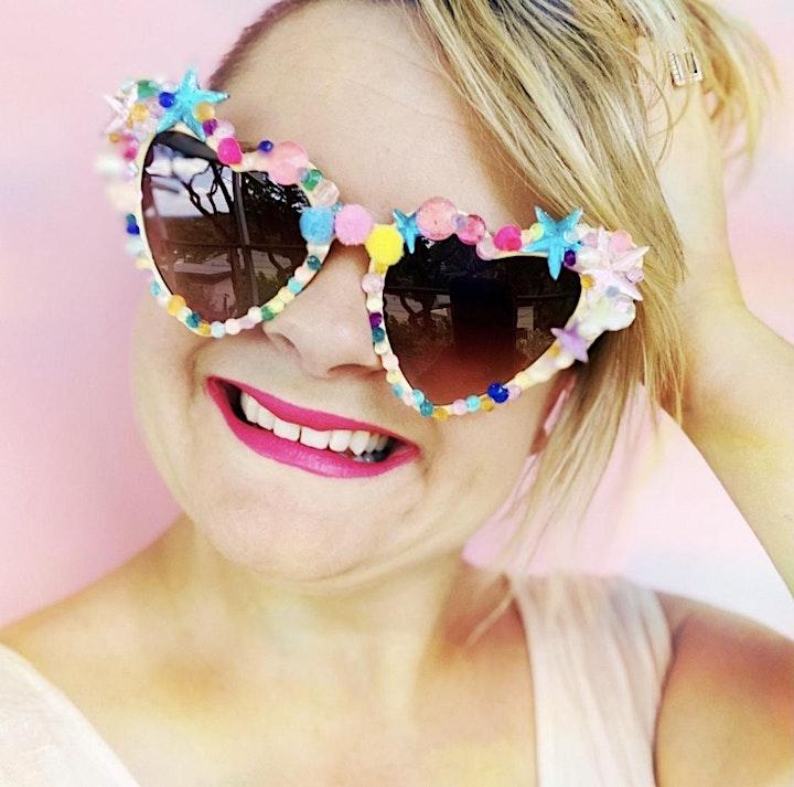 Adults Bedazzle Sunglasses Workshop image