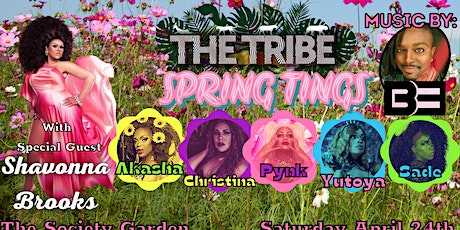 The Tribe Macon presents Spring Tings! tickets