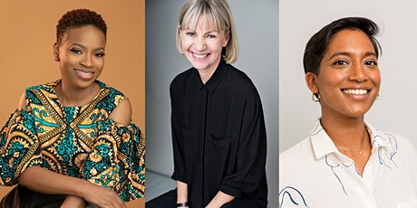 Finding your voice with Kate Mosse, Abi Daré and Kishani Widyaratna tickets