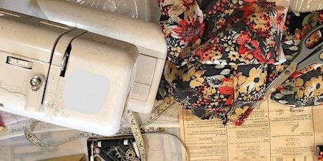 Sewing Machine Workshop tickets