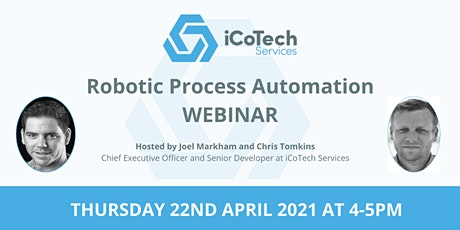 Robotic Process Automation tickets