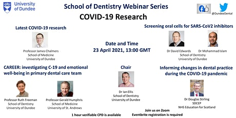 COVID-19 Research tickets