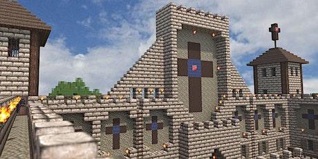 *AUSGEBUCHT* Minecraft: Burgen und Kathedralen Tickets