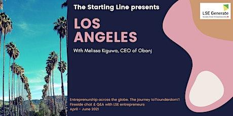 The Starting Line Series -  Melissa Kiguwa, LA tickets