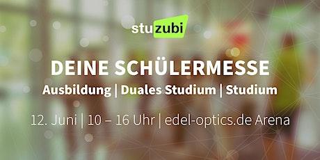 Stuzubi Hamburg - Karrieremesse zur Berufsorientierung Tickets