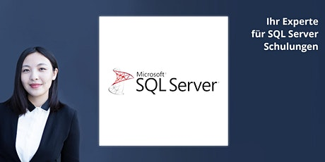 Microsoft SQL Server Integration Services - Schulung in Zürich Tickets