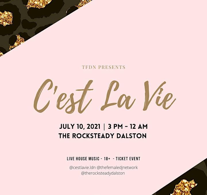 C'est La Vie - Day & Night Re-Opening Celebrations image