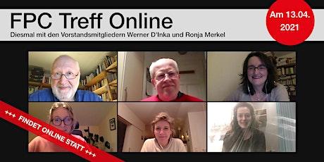 FPC Treff Online – Kennenlernen, Netzwerken, Mitgestalten Tickets