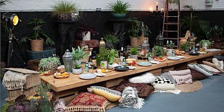 Digital Dining - Mezes, Tajines, Baklavas and Mint Teas tickets