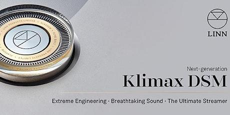 New Linn Klimax DSM Launch Event Tickets