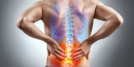 Back and spinal pain: A diagnostic and management approach with Dr Mulla tickets