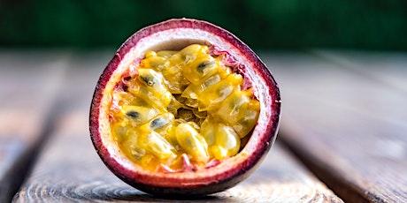 Passion Fruit and Mango Tiramisu tickets