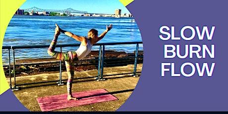 Slow Burn Yoga Flow tickets