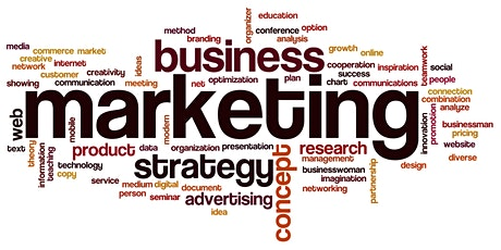 Essential Marketing Strategies  _ONLINE COURSE tickets
