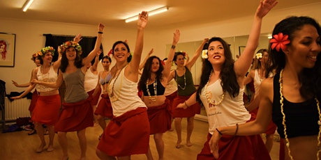 Tahitian Dance with Hinatea (online) tickets