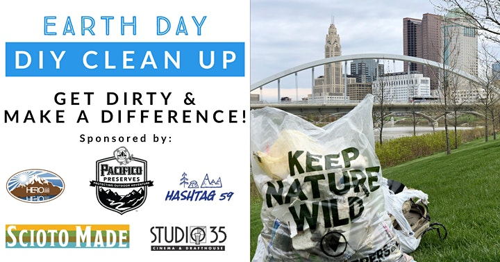 Earth Day DIY Trash Cleanup Presented by Pacifico Preserves image