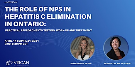 The Role of NPs in Hepatitis C Elimination: Practical Approaches to Testing tickets