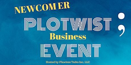 Newcomer Plotwist Business Event tickets