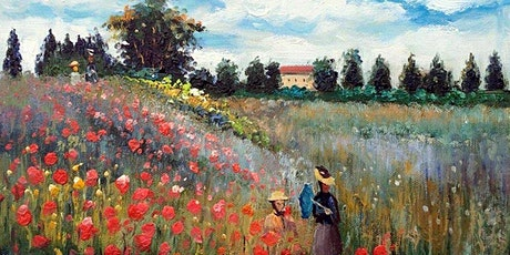 Paint and Party - Poppy Field tickets