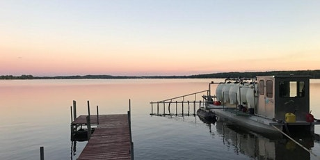 Successful Lake Management &  Feasibility of Alum to Improve Water Quality tickets