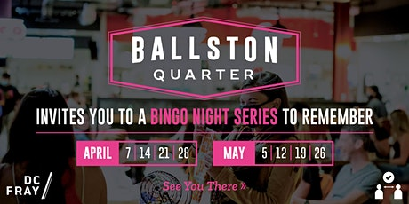 Bingo Night at Ballston Quarter tickets