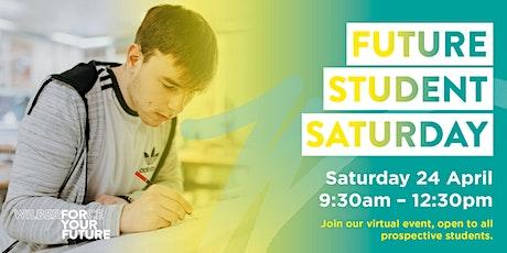 Future Student Saturday tickets