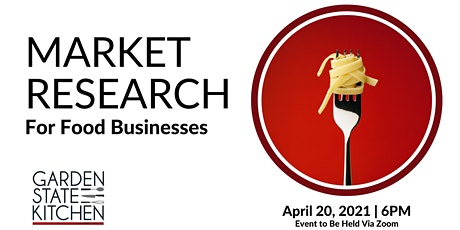 Market Research for Small Food Businesses tickets