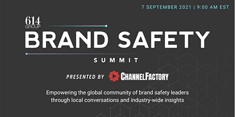 Brand Safety Summit Europe Stage At DMEXCO tickets