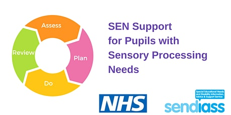 SEN Support in Schools for Pupils with Sensory Processing Needs tickets