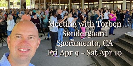 TLR Kickstart Weekend in Sacramento California with Torben Sondergaard tickets