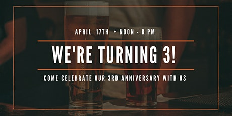 Prosperity Brewers 3rd Anniversary Party tickets