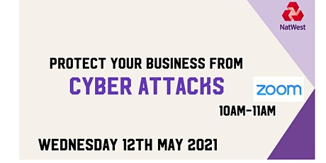 Protect your Business from Cyber Attacks tickets